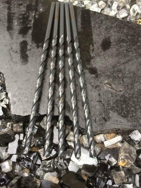 DIN338 Straight Shank Twist Drill HSS4241/4341/6542