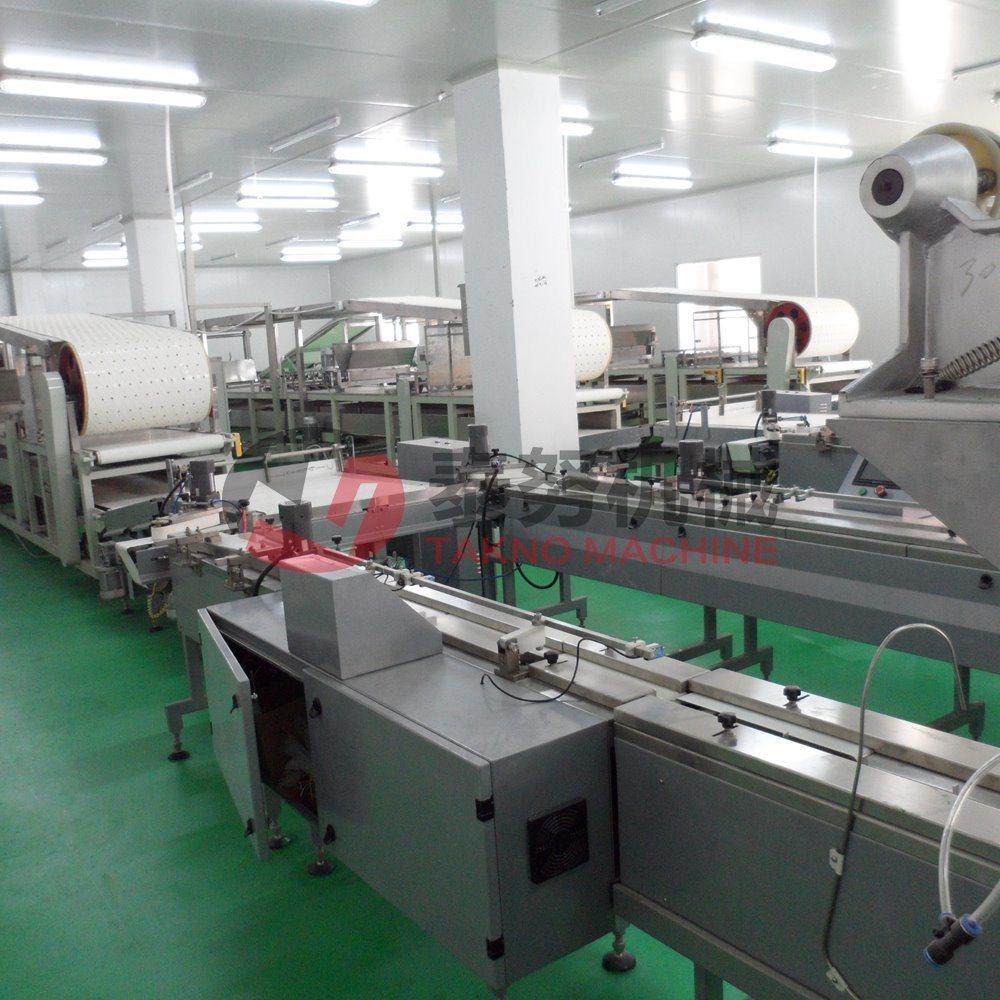Full Automatic Swiss Layer Cake Machine