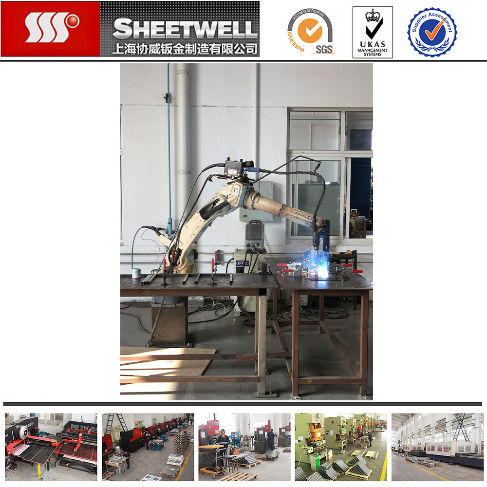 China Professional Welding Metal Sheet Service