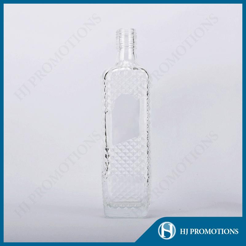 700ml Liquor Glass Bottle (HJ-GYSN-A01)