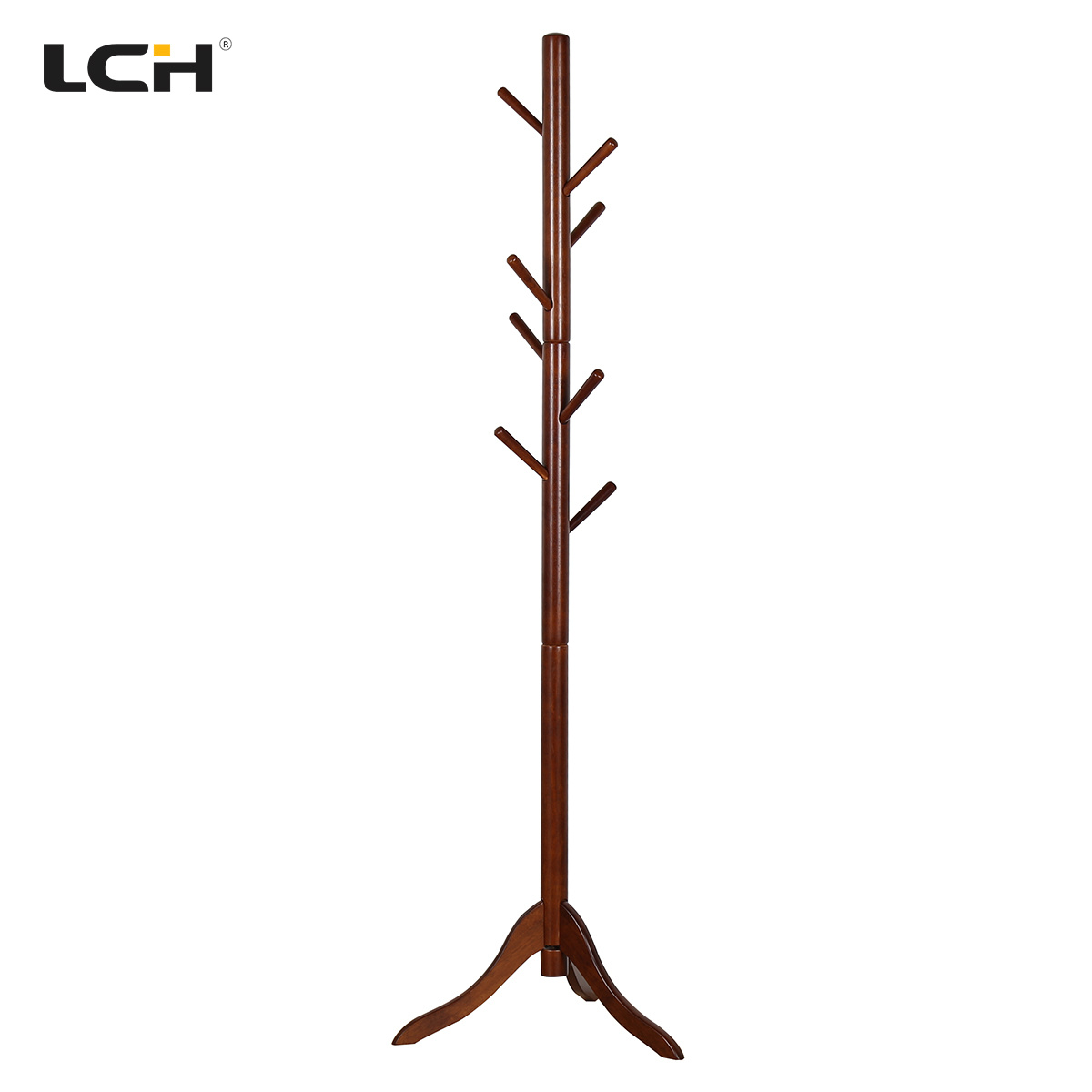 Modern Living Room Furniture Wooden Clothes Hanger Rack