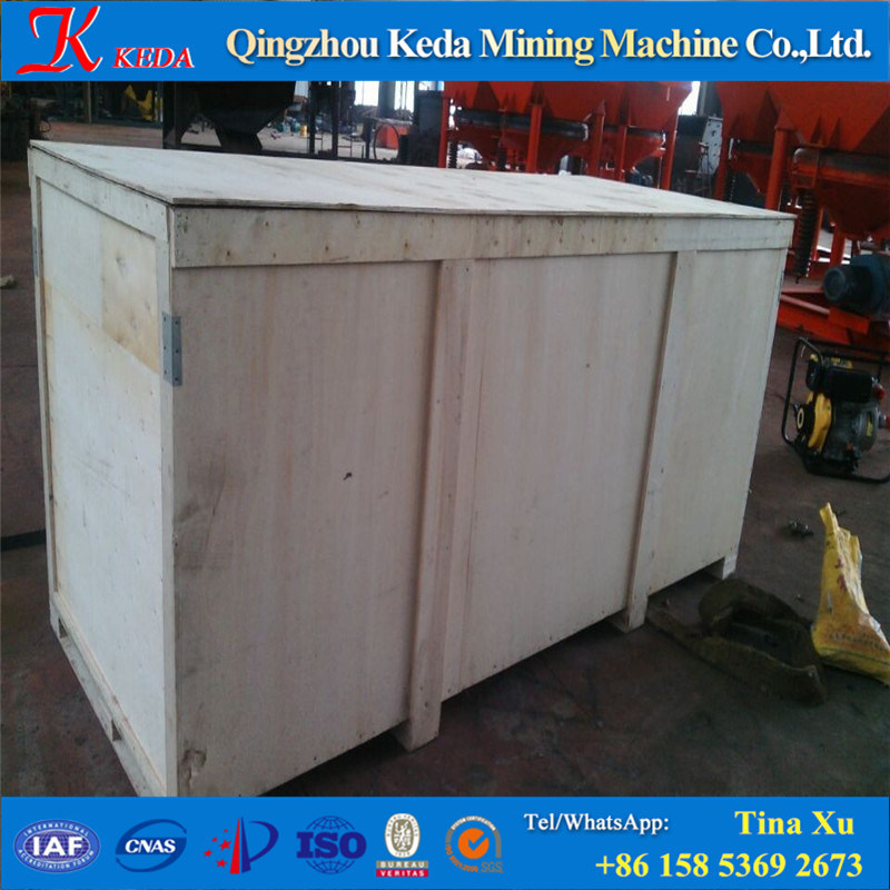 Gravity Screen Equipment for Gold Mining