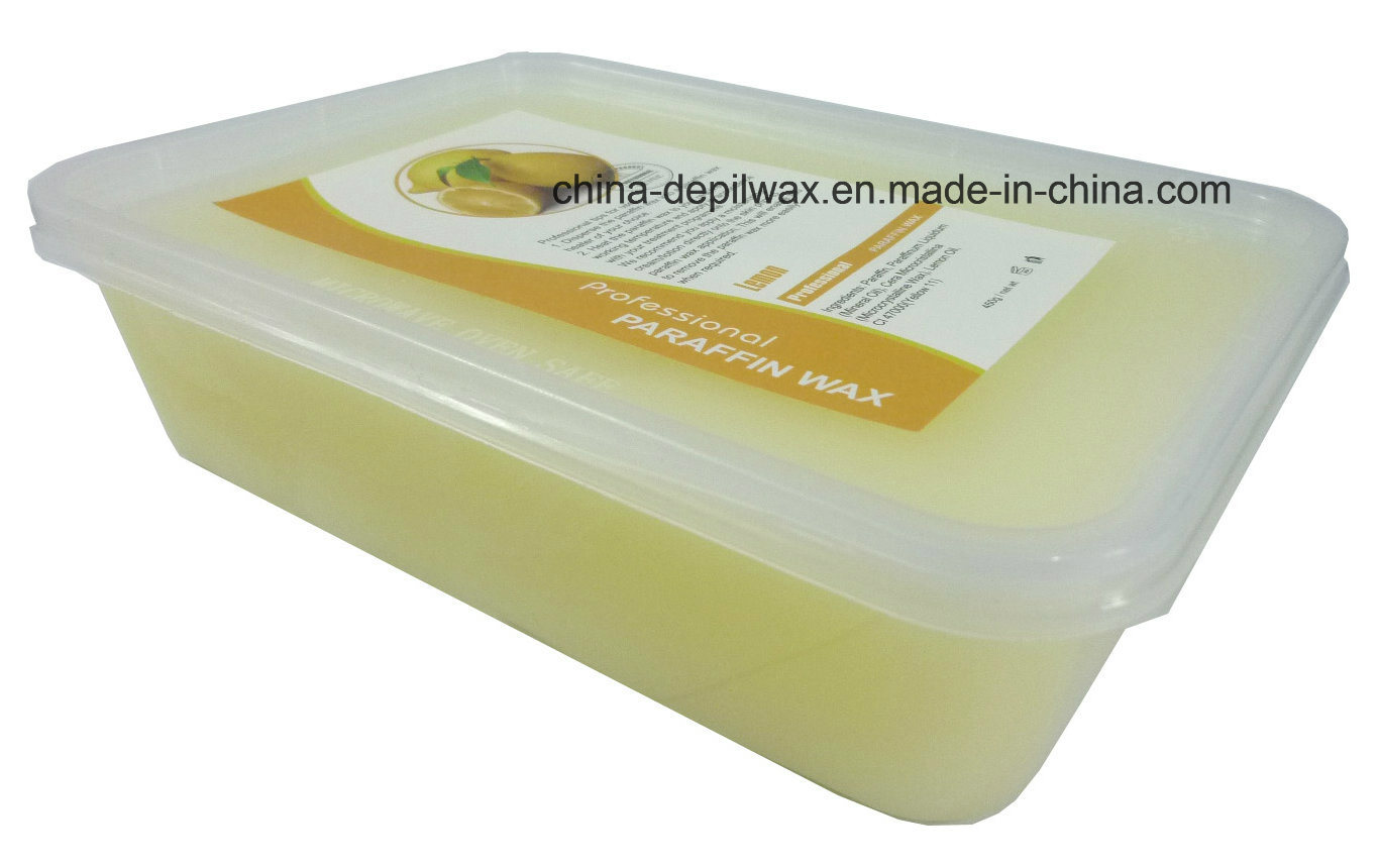 Beauty Paraffin Wax with Peach Scent for Skin Moisturizing & Smoothing