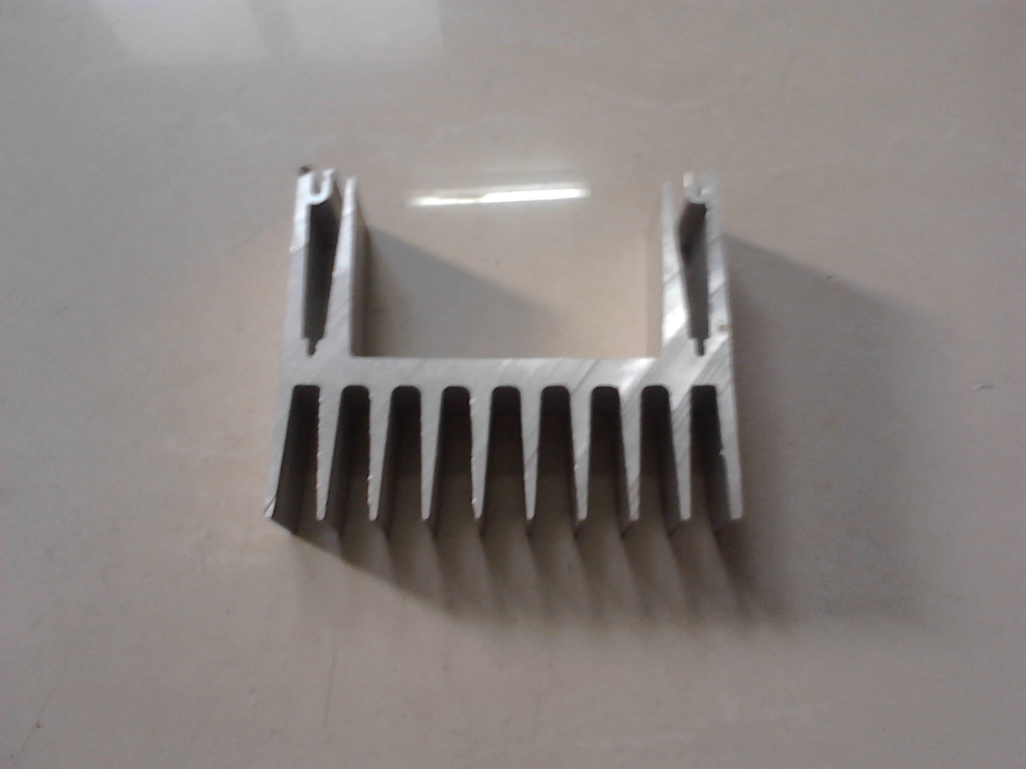 Aluminium Heat Sink with Good Heat Exchange Performance