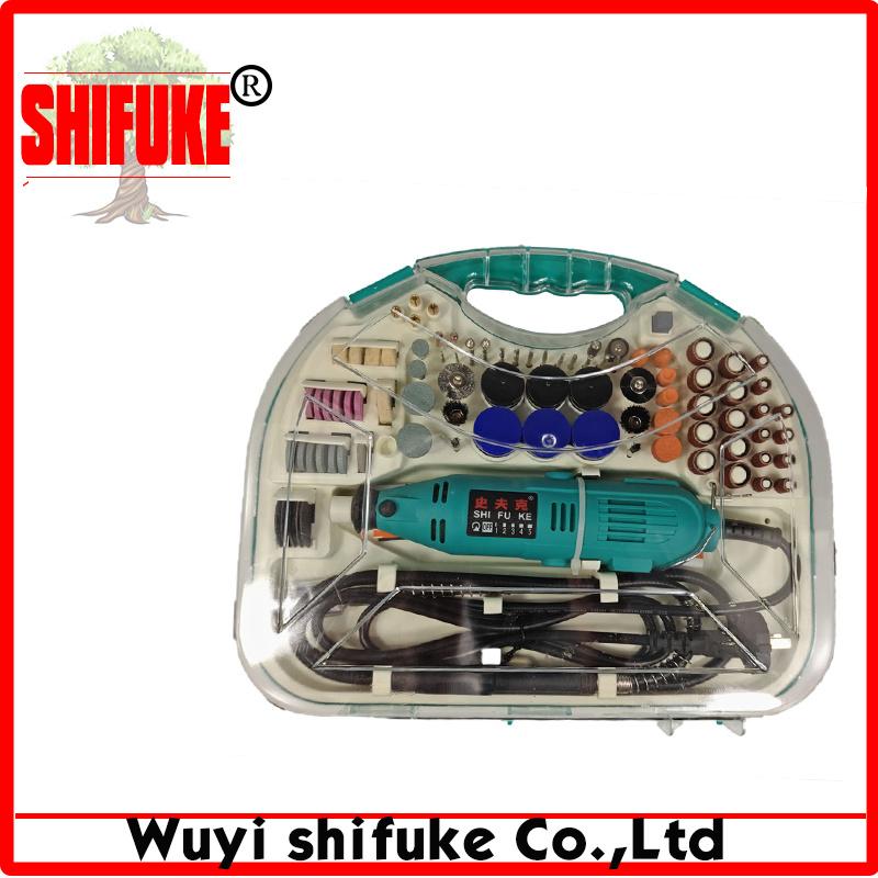Shifuke 211PC Die Grinder Kit with Flexible Shaft