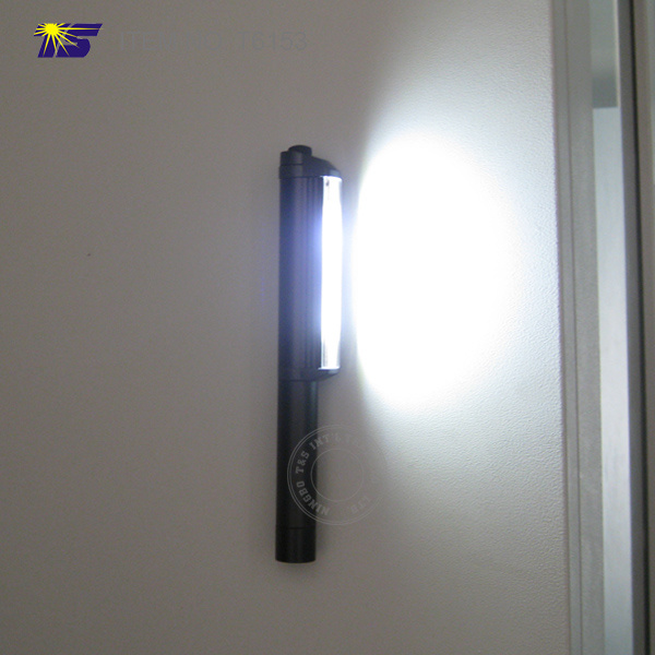 COB LED Work Light Aluminum LED Pocket Light (T6153)