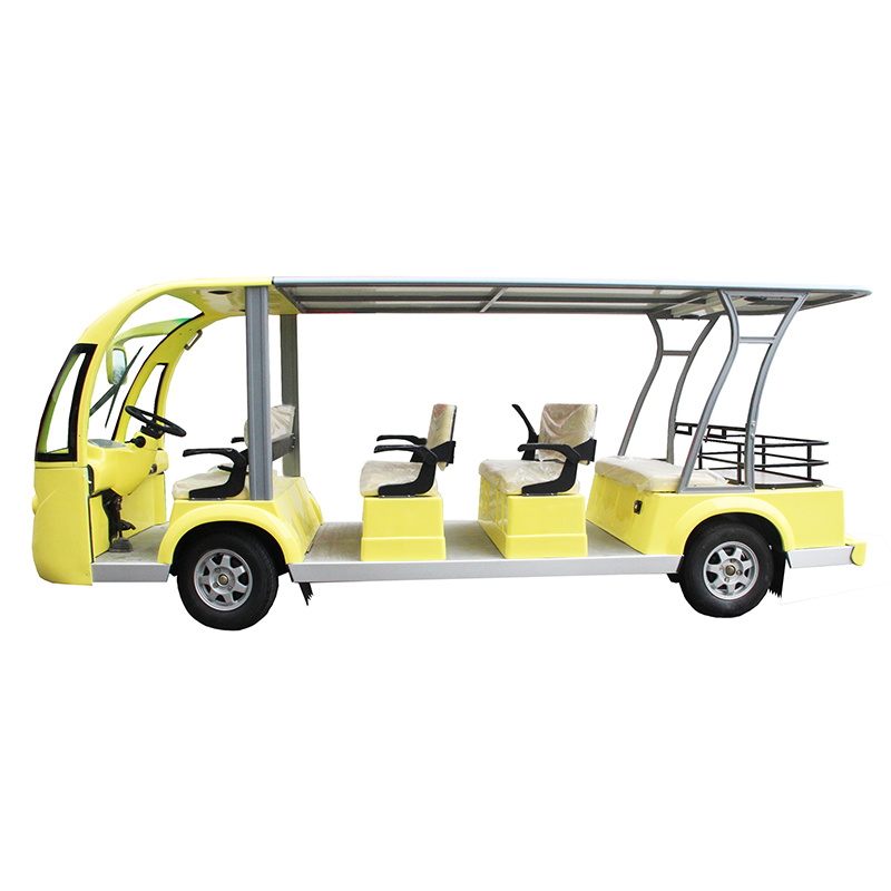 New! 11 Passenger Electric Car Minibus