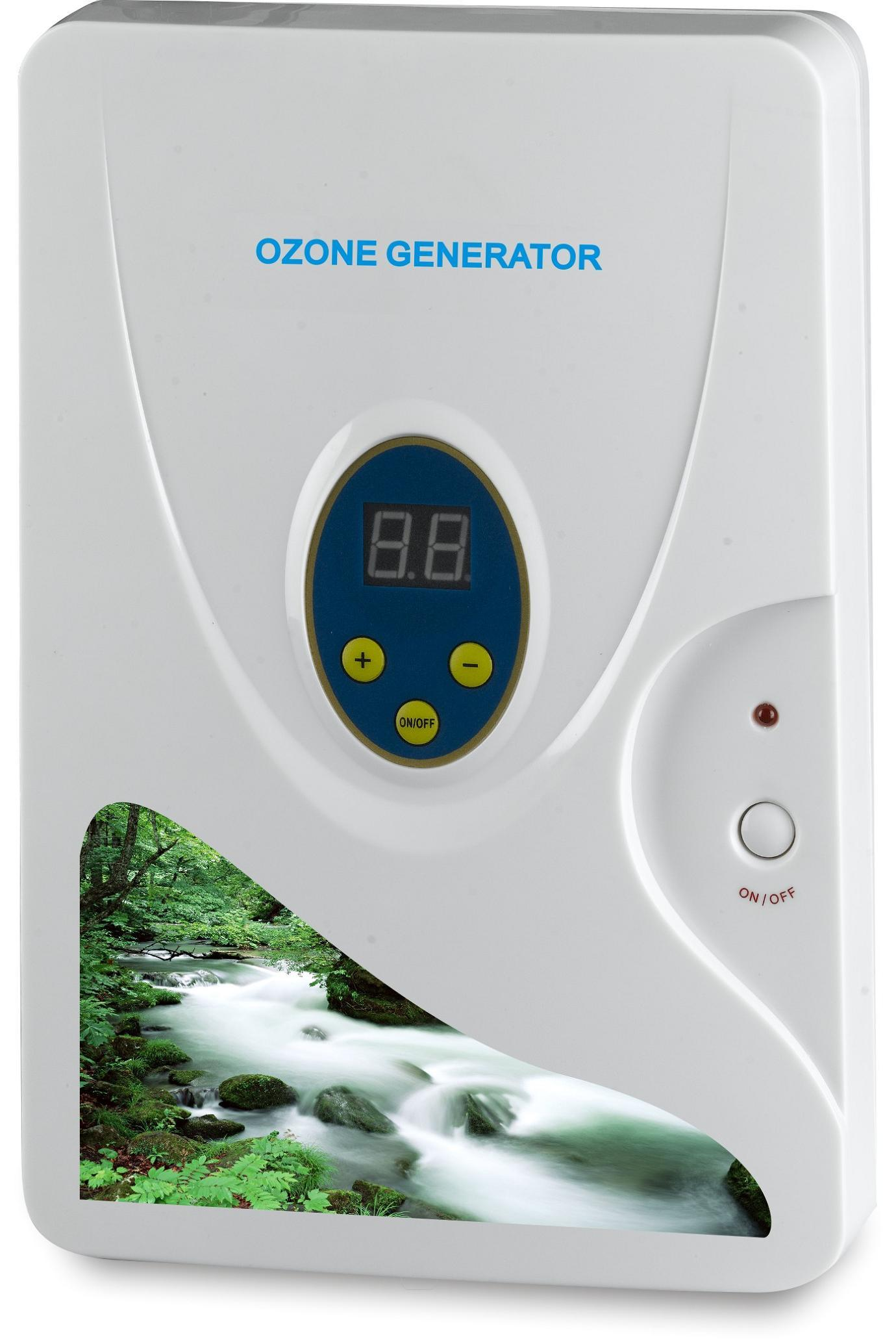 Water Purifier With Ozonator (GL-3189)