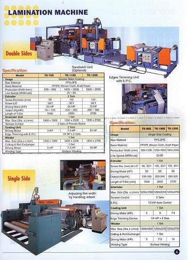 Catalog of PP Woven Sack Making Plant (1)