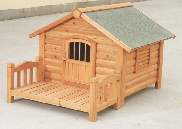 how to build a wooden dog crate