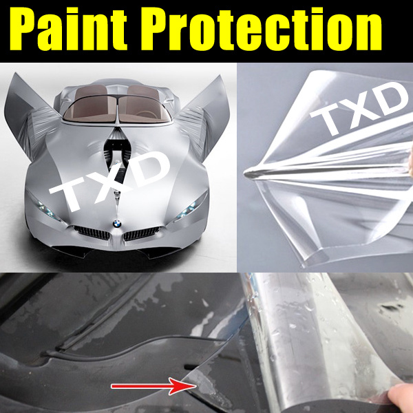 China car paint protection film for car wrap china car for Car paint protection film cost