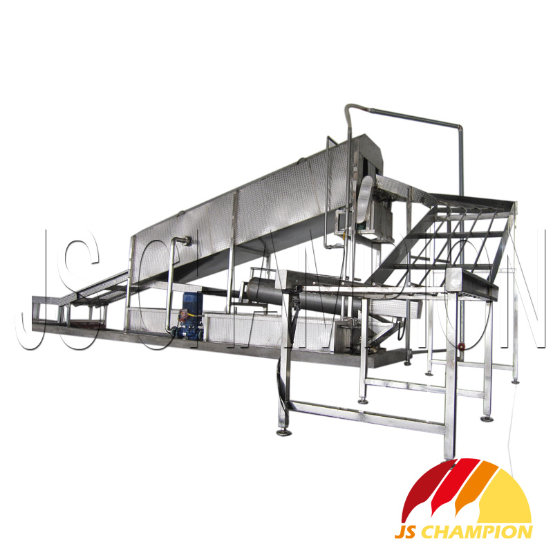Poultry Cages Washing Machine for Poultry Slaughterhouse