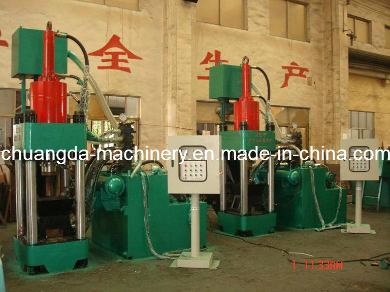 Hydraulic Briquetting Press (SBJ3600)