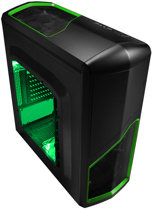 New High-Ending Back Plate Wire Routing Gaming Case (JNP-850)