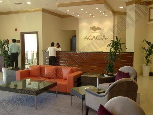 China ACACIA 4 Star Hotel Lobby Furniture China Sofa Table