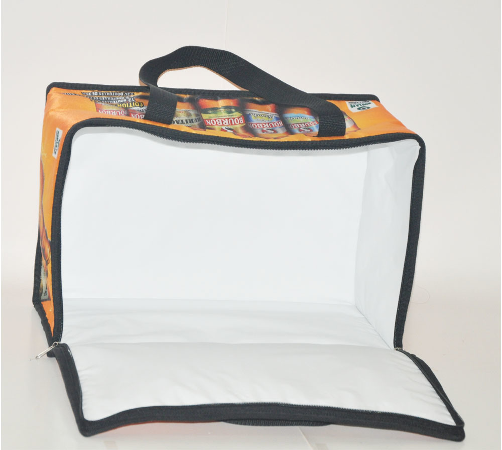 Sublimation Printing Inslulated Thermay Cooler Bag for Bear