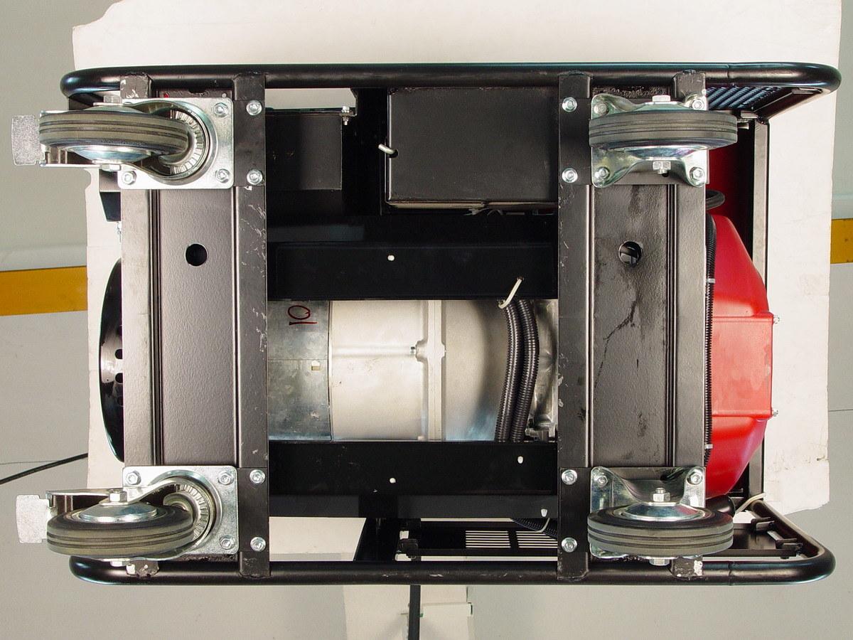 12kw Honda Engine Three Phase Gasoline Generator BHT18000