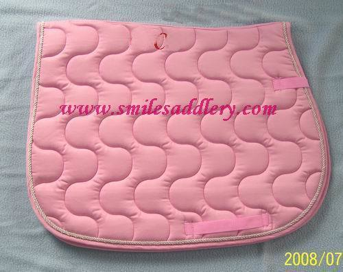 Horse Cover Saddle Cloth Horese Equipment Blanket Saddles Saddle Pad