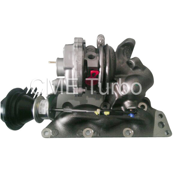 Turbocharger for Smart 700cc (GT1238S)