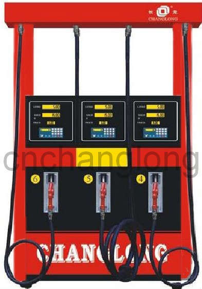 Gas Station Fuel Dispenser (Rising Sun Common Series DJY-363A)
