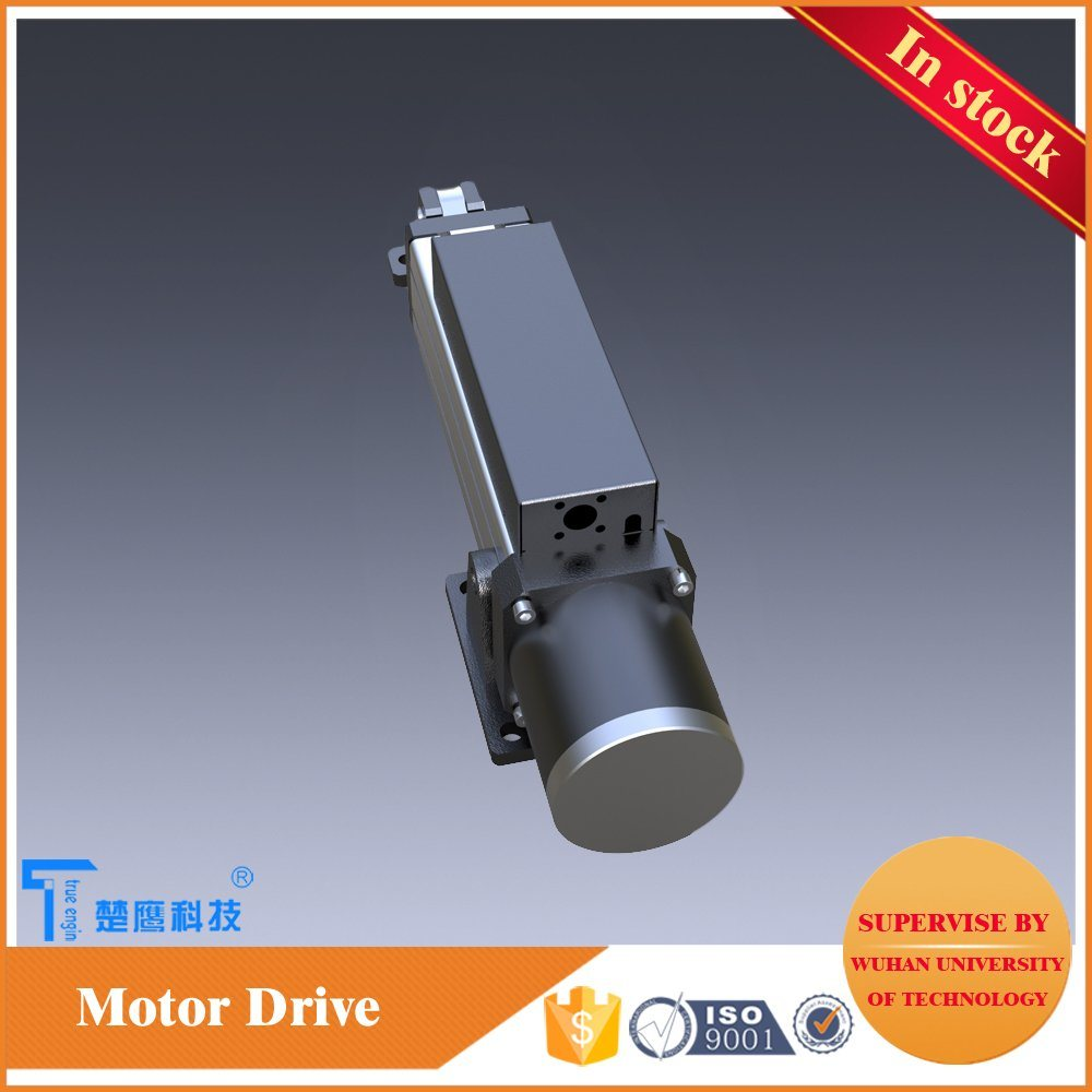 Synchronous Motor Linear Drive with Stroke 150mm Thrust 2ton EPD-104