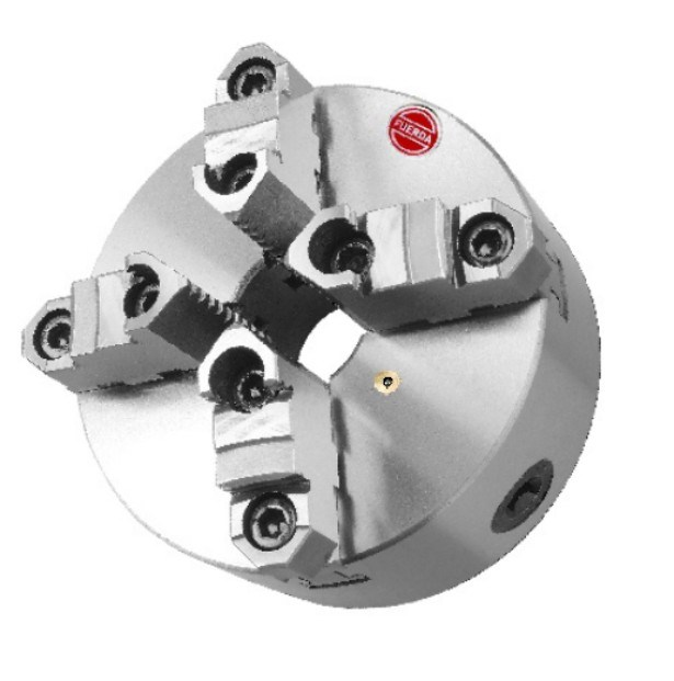 4-Jaw Self-Centering Chucks