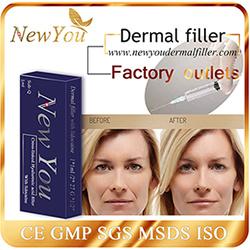 Best Quality Hyaluronate Acid Dermal Filler Injection Ha Dermal Filler