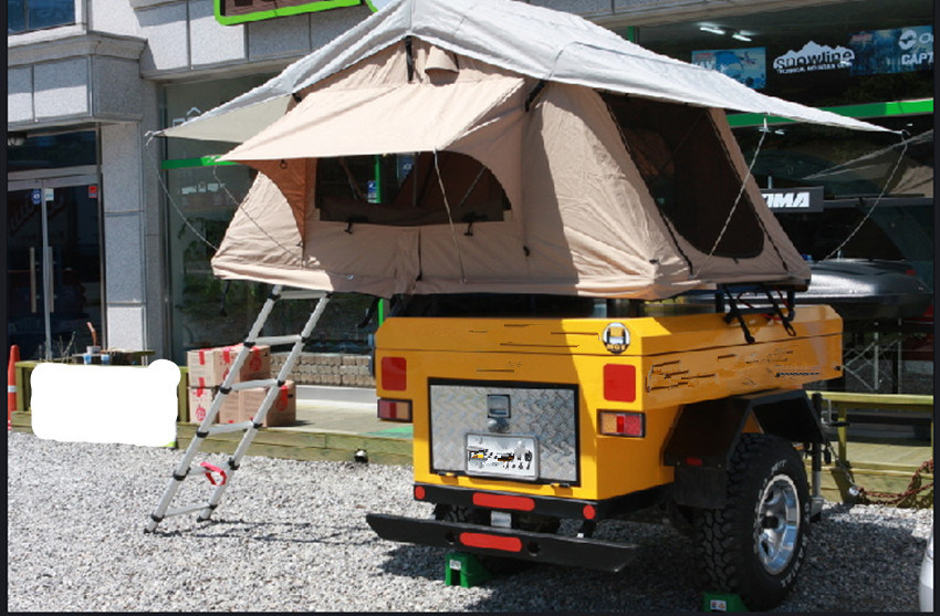 China Trailer Roof Top Tents Trailer Roof Tents