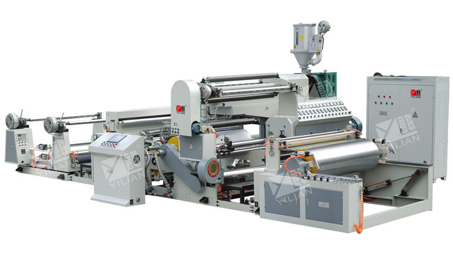 High-Speed Extrusion Film Laminating Machine (SJFM800-1800)