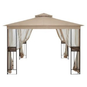 Replacement Gazebo Curtains 10 X 10