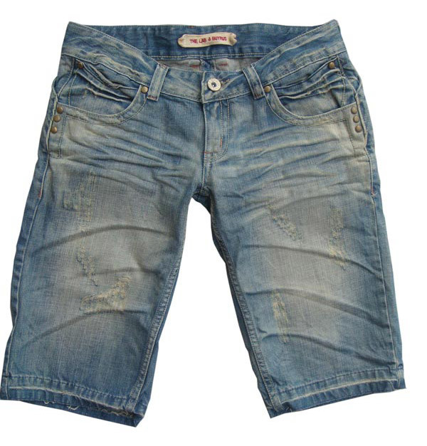 Best Jeans for Short Legs. The cut or style of the jeans isn't always the problem that men will have when looking for jeans for short people. Often the problem can be finding shops or retailers that actually make short jeans that will properly fit a stockier mans legs.