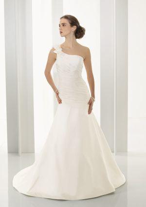 Mori Lee Blue Collection Wedding Dresses Style 4523 Luxe Taffeta