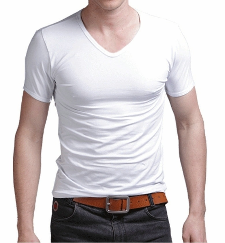 Find great deals on eBay for Mens Cotton Spandex T Shirt in T-Shirts and Men's Clothing. Shop with confidence.