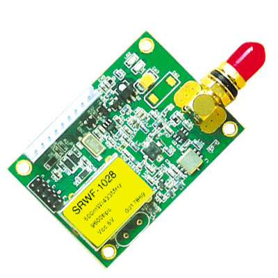 High Performance Wireless RF Transceiver (SRWF-1028)