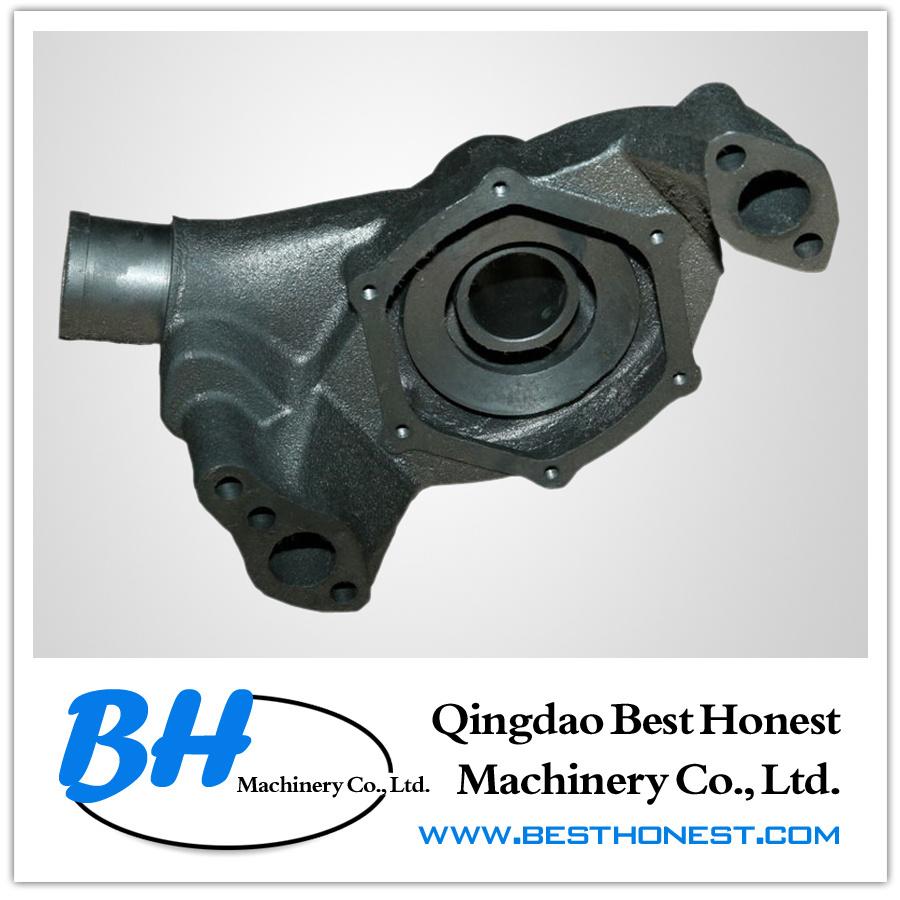 Cast Iron Water Pump Housing (Ductile Iron / Grey Iron)