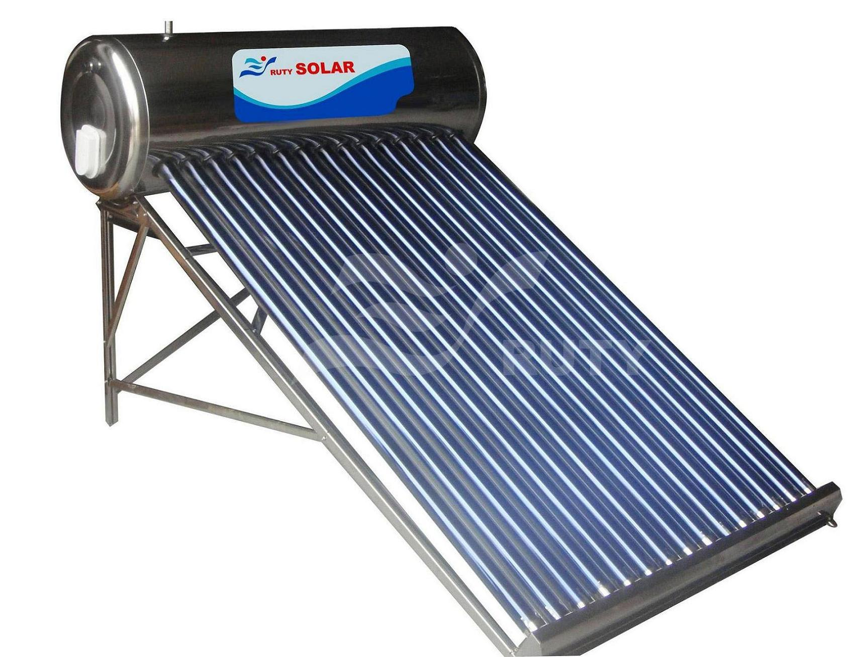solar water heating Diy solar water heater a homemade flat panel copper coil solar water heater easy diy full instructions super hot temps (sustained at 165f+) fast hot w.