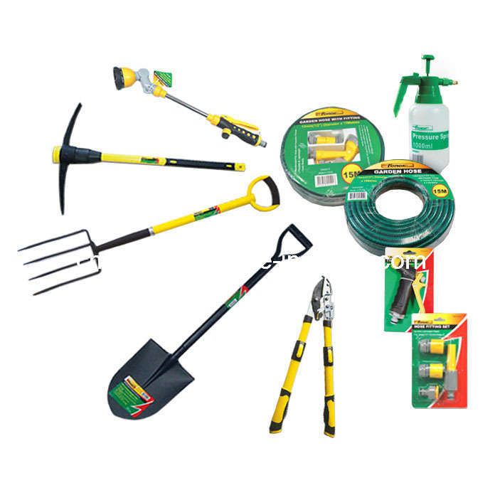 Gardening tools and equipment for Tools and equipment in planting