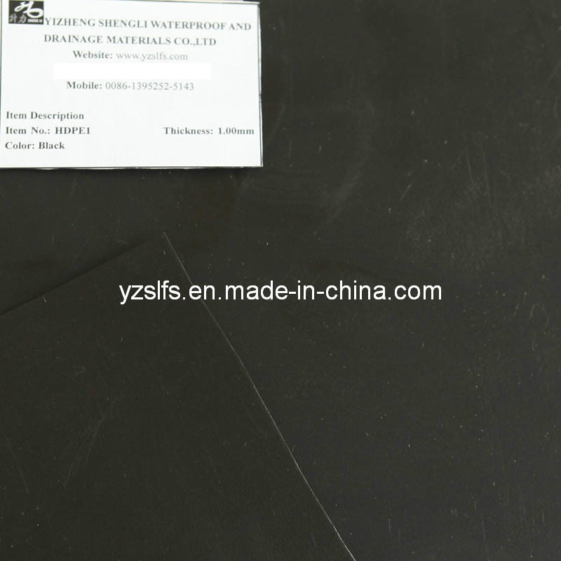 High Quality HDPE Geomembrane with Gm-13 Standard