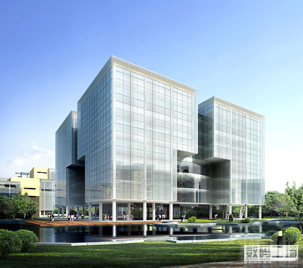 China 3d architecture exterior rendering china 3d for Exterior 3d rendering