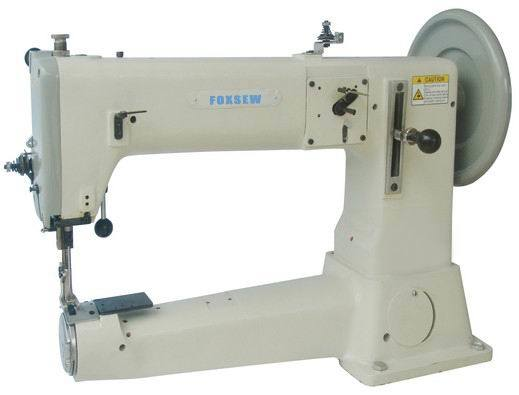 Cylinder Bed Extra Heavy Duty Unison Feed Lockstitch Machine