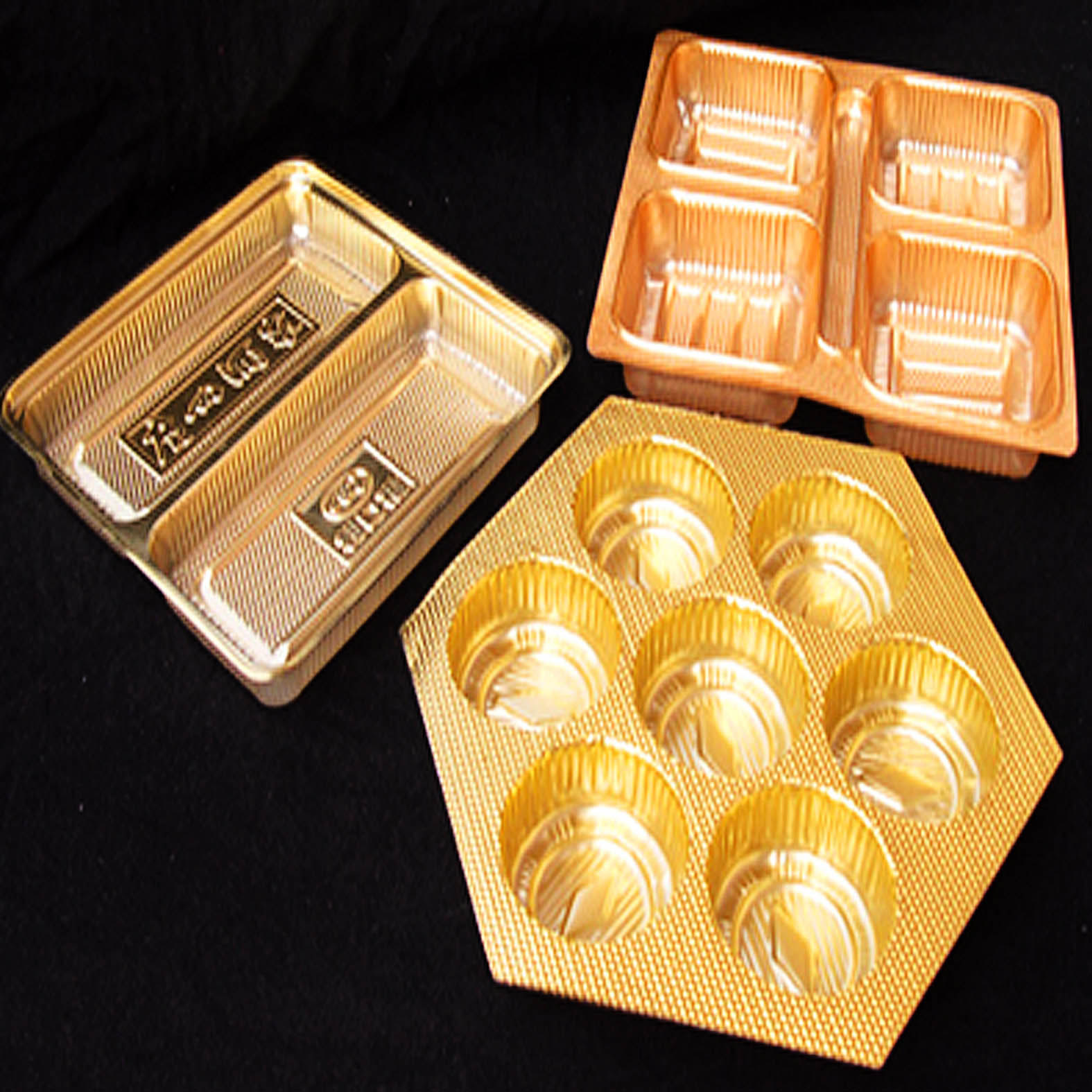 China Blister Tray, Blister Packaging for Food (GD-BC018) - China blister tray ...