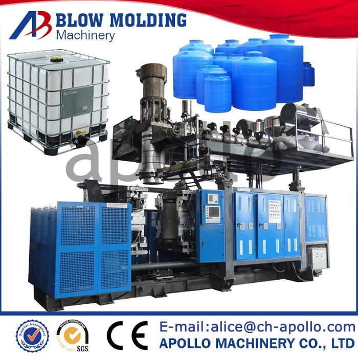 Hot Sale Blowing Moulding Machine for Fuel Tanks