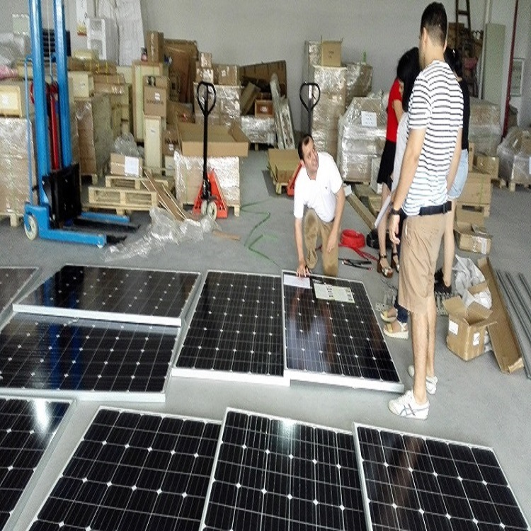 off Grid Solar PV Mounting System for Home 10kw 15kw 20kw
