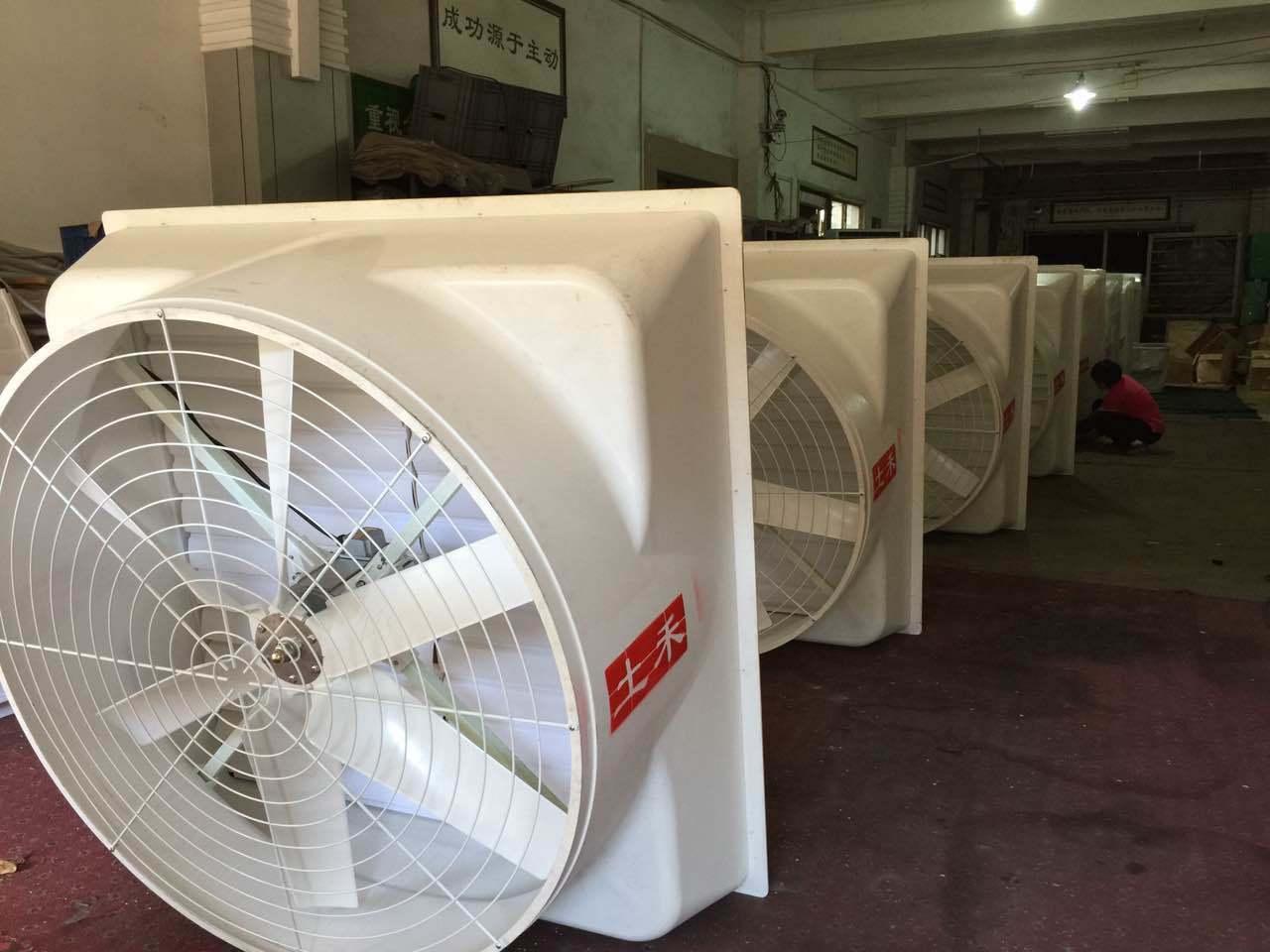 Hvls Fan Direct Drive Fans Fiber Glass Fan for Greenhouse