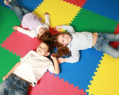Environmental EVA Floor Rubber Mat Carpet for Kids
