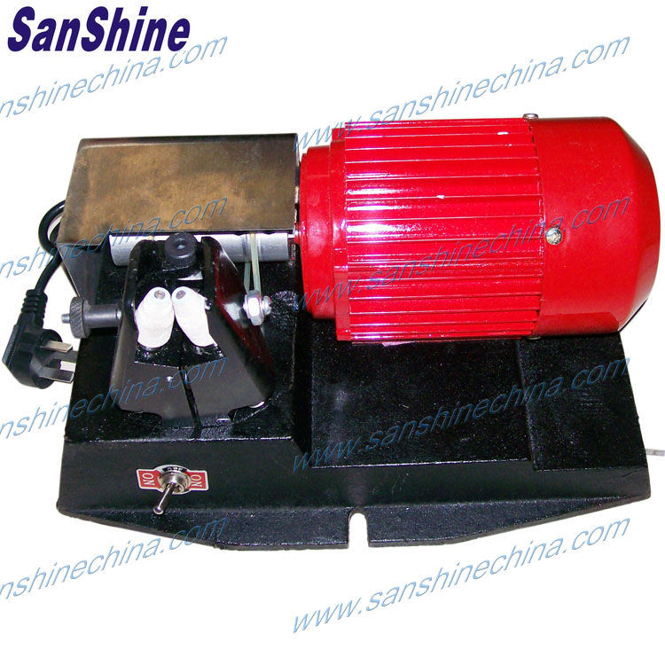 eraser wire stripping machine