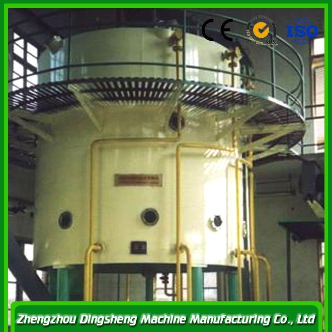Negative Pressure Evaporation Sunflower Oil Solvent Extraction Plant