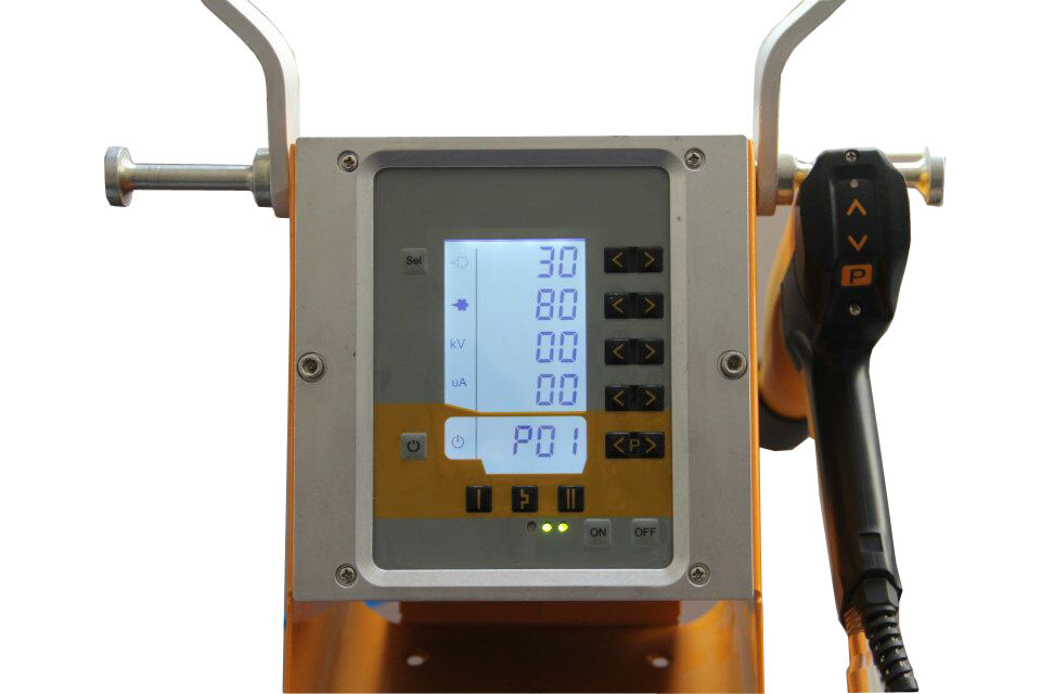 New LCD Screen Cl181s-F Digital Intelligent Powder Coating System