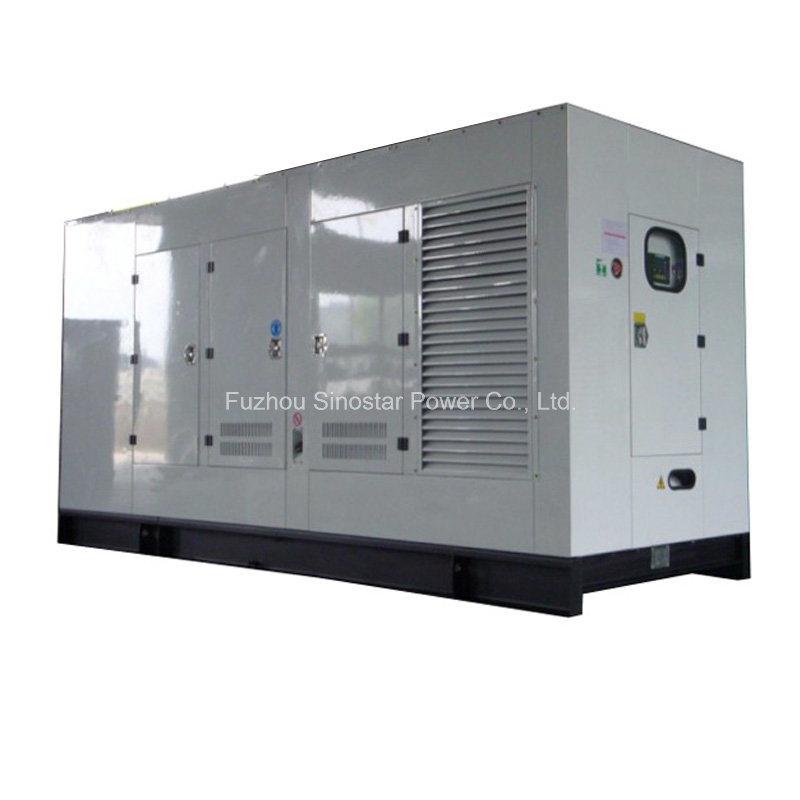 25kVA to 1500kVA Cummins Silent Type Diesel Generator Set
