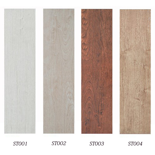 Wood Grain Tile 150x600 St002 China Porcelain Floor